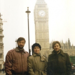 1996 Лондон. Биг Бен