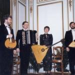 1998 Париж. Концерт в ЮНЕСКО