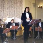 1999 Филармония. С Павлом Зверевым