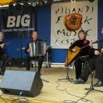 2006 Эстония. Выступление на фестивале