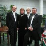 2007 В Андреевском зале Московского кремля