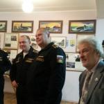 """2016 в музее подводной лодки """"Курск"""""""