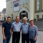 Гастроли в Новосибирске