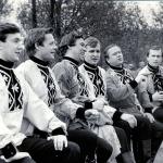 Мужские частушки «Вот такой разговор», 1986 г.