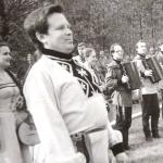 Запевает Иван Пермяков, 1986 г.