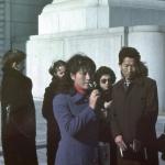 На экскурсии по Пхеньяну