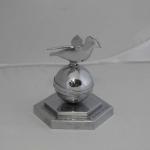 «Голубь мира» - памятный подарок с символом фестиваля (нержавеющая сталь)