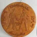 Сувенир Уральскому хору от спортсменов Германии