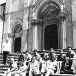 На экскурсии по Флоренции