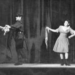 Танцевальная картинка «Возвращение»