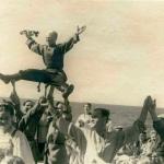«Фирменный» финал концерта на военном корабле г.Севастополь, 1949 г.
