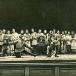 На сцене Свердловской филармонии