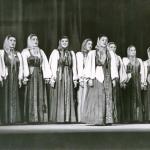 «Черемуха» солистка А.Петрова