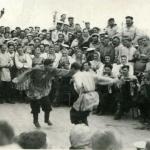 Концерт для моряков черноморцев