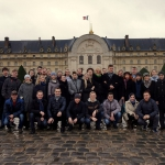 У Версальского дворца