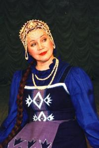 Полотова Людмила Алексеевна