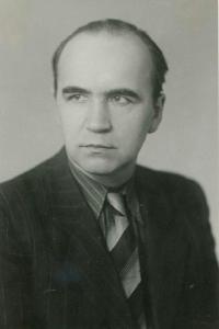 Гибалин Борис Дмитриевич